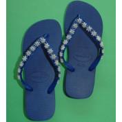 Havaianas Estrela (königsblau)